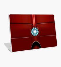 Red Body Armor Laptop Skin