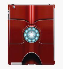 Red Body Armor iPad Case/Skin