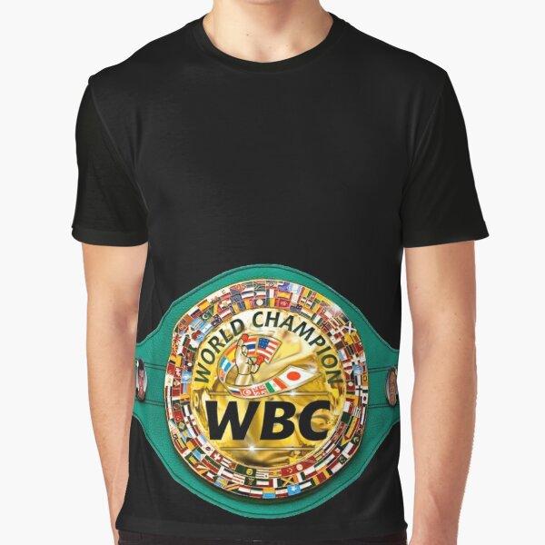 WBC Belt Graphic T-Shirt