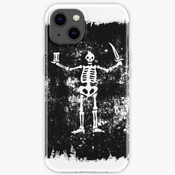 Black Sails - Captain Flint's Flag iPhone Soft Case