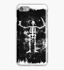 Black Sails - Captain Flint's Flag iPhone Case/Skin