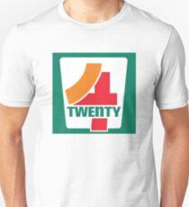 4-Twenty 7-Eleven Unisex T-Shirt