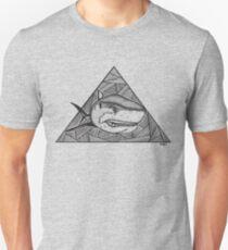 Geometric Shark T-Shirt