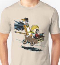 Calvin Hobbes Explore T-Shirt
