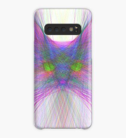 Sky Cat Case/Skin for Samsung Galaxy