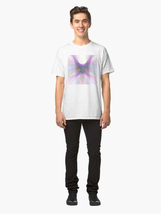Alternate view of Sky Cat Classic T-Shirt