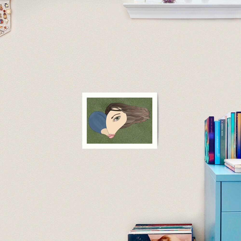 The Heart of Me Art Print