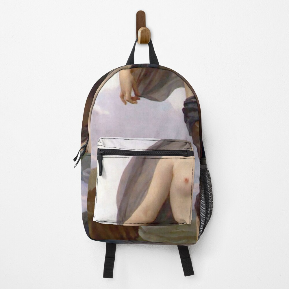 Evening Mood Painting, ur,backpack_front,square