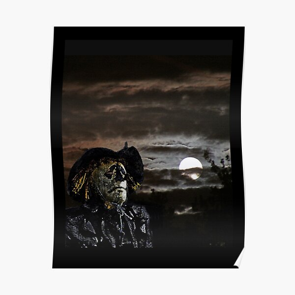 The Scarecrow Of Romney Marsh Classic Tshirt Basic Poster