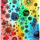 Rainbow Doodle by Love4Lemons