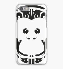 Maori Monkey iPhone Case/Skin