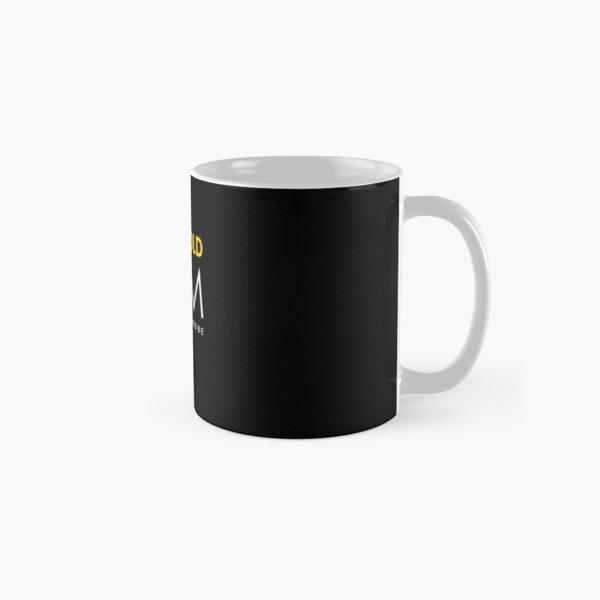 Gemme en or massif Mug classique