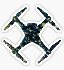 DJI Phantom Wald Edition Sticker