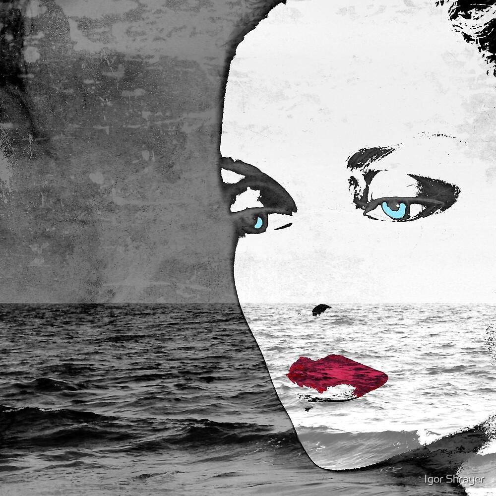Faces 18 by Igor Shrayer