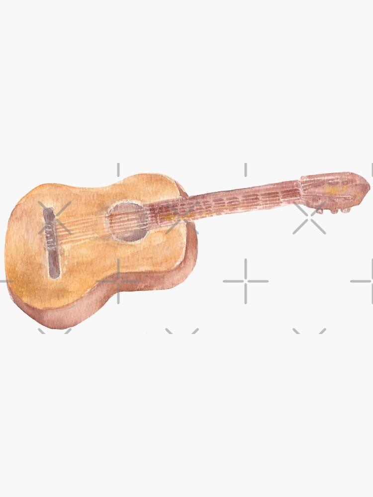 Gitarre von lisenok