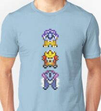 Legendary beasts 16 bit T-Shirt