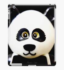 Cute Lego Panda Guy iPad Case/Skin