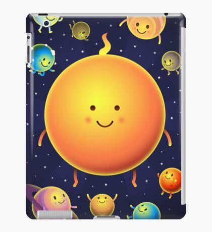 Space Friends iPad Case/Skin