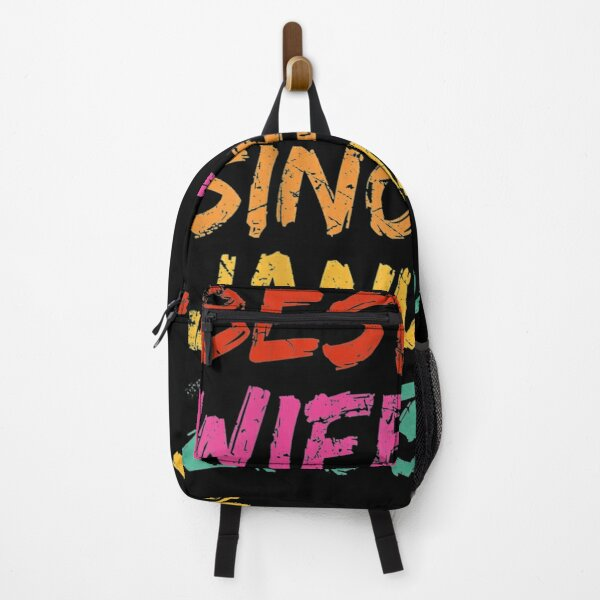 Wife Since January 2003 Vintage Distressed Backpack