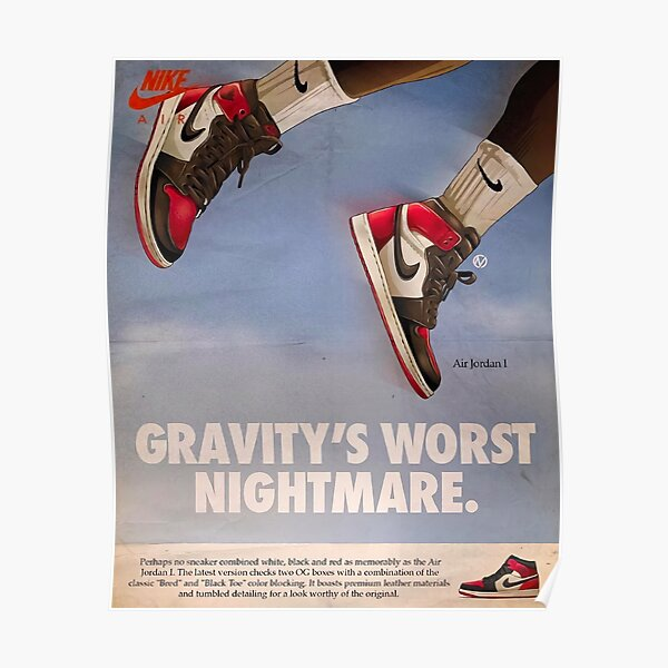 gravité pire cauchemar Poster