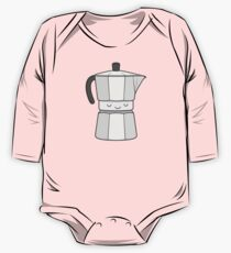 Coffee One Piece - Long Sleeve