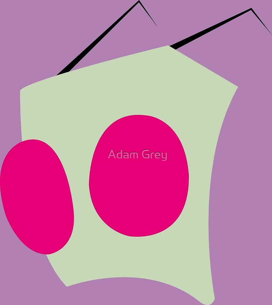 Invader Zim by Adam Grey