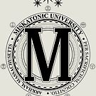 Miskatonic University - Per Sacrificium, Cognitio (Light) by Todd3point0