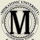 Miskatonic University - Fhtagn (Light) by Todd3point0