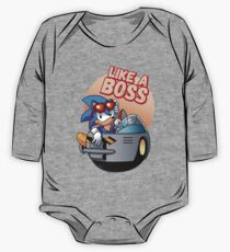 Like a Boss One Piece - Long Sleeve