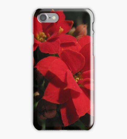 Scarlet fever iPhone Case/Skin