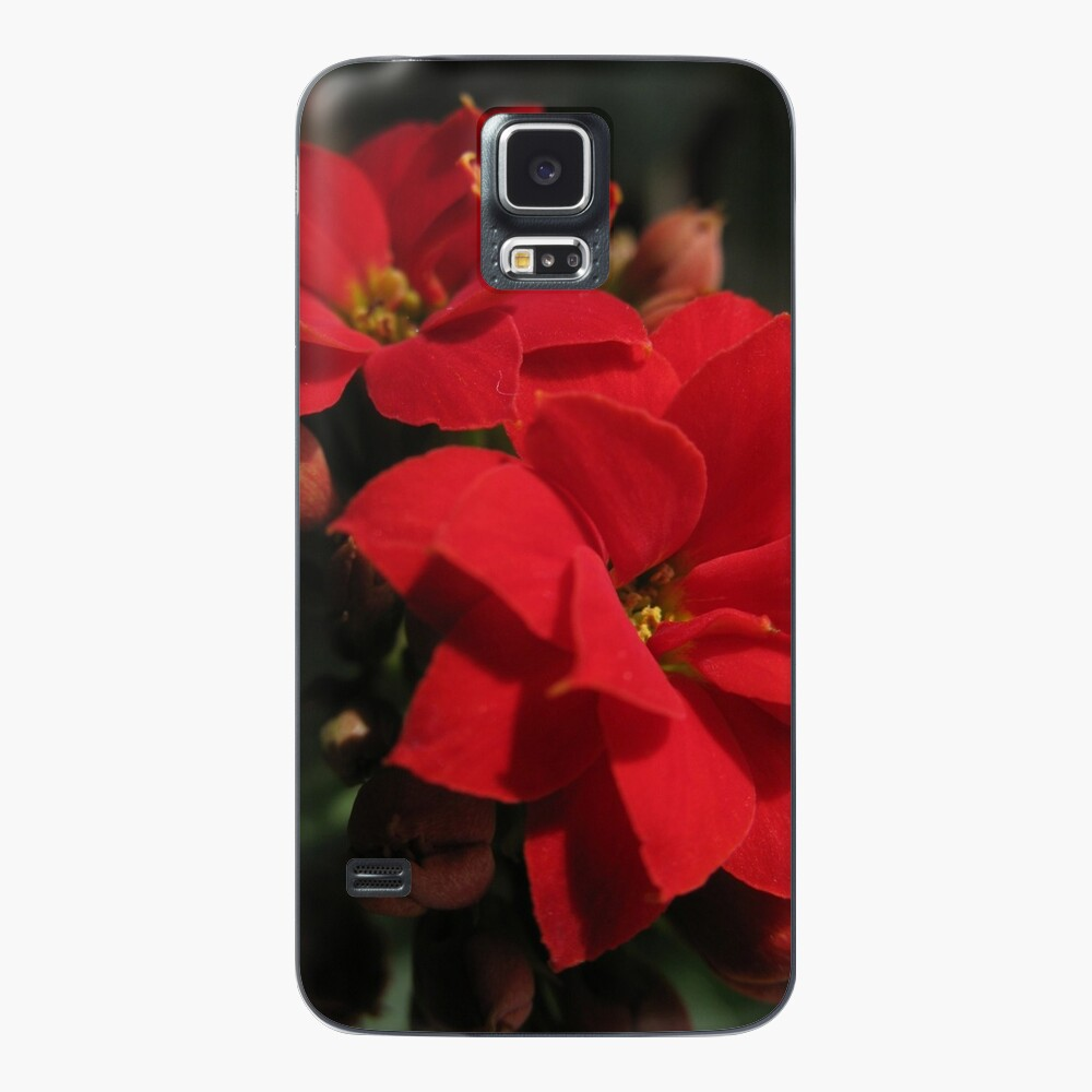 Scarlet fever Case & Skin for Samsung Galaxy