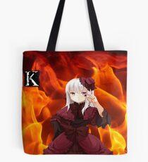 Anna Fire Tote Bag