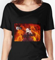Anna Fire Women's Relaxed Fit T-Shirt