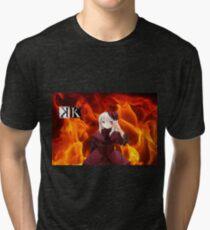 Anna Fire Tri-blend T-Shirt