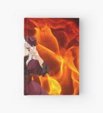 Anna Fire Hardcover Journal