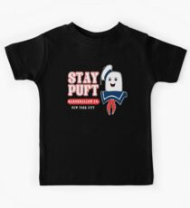 Stay Puft Marshmallow Kids Tee