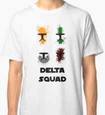 Republic Commando - Delta Squad Classic T-Shirt