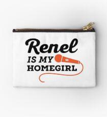 Renel Is My Homegirl Studio Pouch