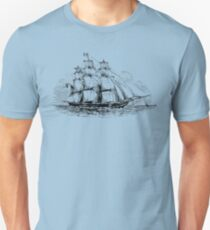 Ship at Sea T-Shirt