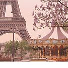 I Love Paris in the Springtime by cinn