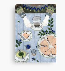 Blueberry Scones Canvas Print