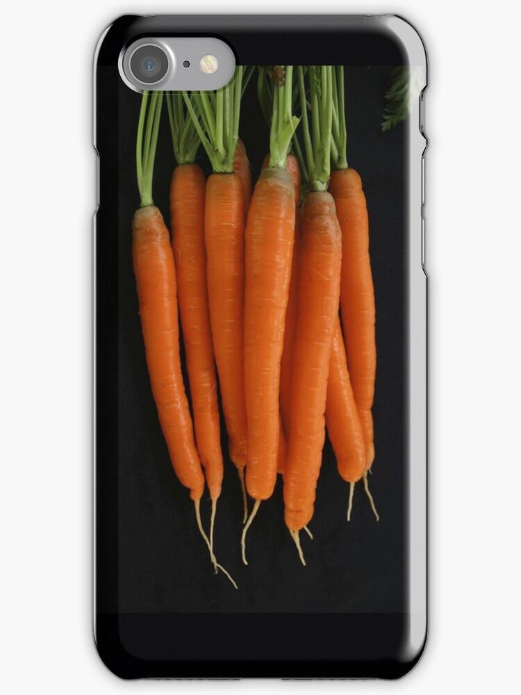 Fresh Carrots by cinn