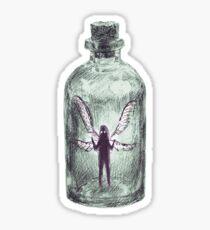 Fairy Jar  Sticker