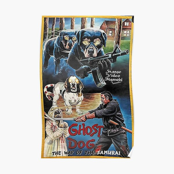 GHOST DOG: THE WAY OF THE SAMURAI Poster