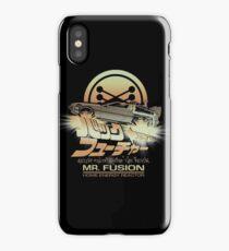 Mr Fusion - variant iPhone Case