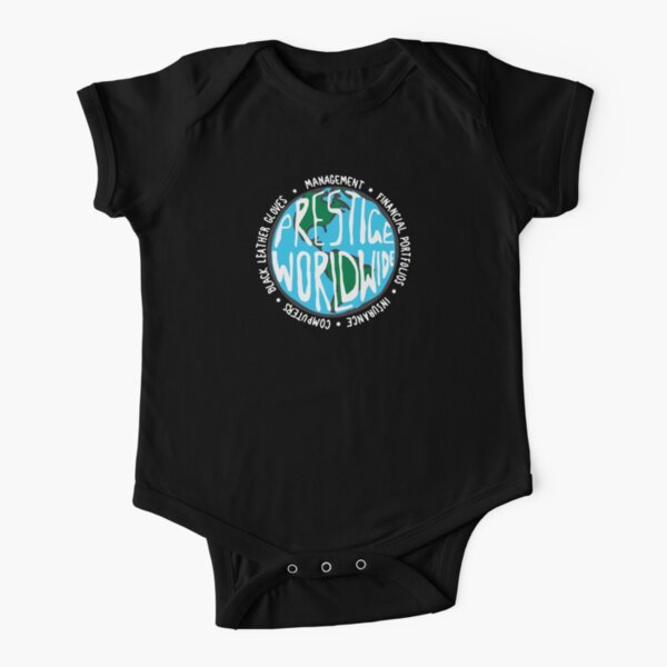 Step Brothers Short Sleeve Baby One-Piece