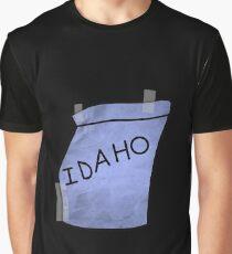 I'm Idaho - Ralph Wiggum Graphic T-Shirt