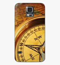 Compass for a captain Case/Skin for Samsung Galaxy