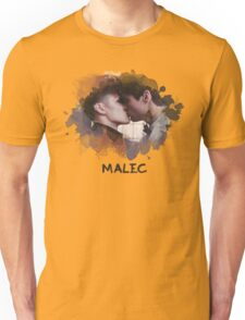 Malec - Shadowhunters - Canvas Unisex T-Shirt
