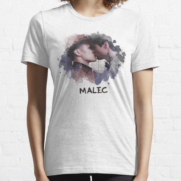 Malec - Shadowhunters - Canvas Essential T-Shirt